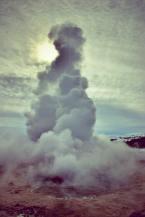 Geysir,Islande