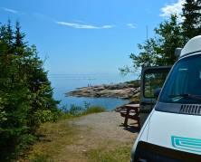 Paradis marin, Bergeronne, Québec