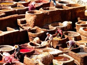 Fes, Maroc